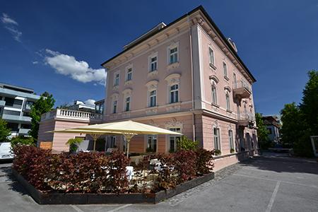 Kulináris élményem a salzburgi Ceconi Villában a Brunnauer étteremben!
