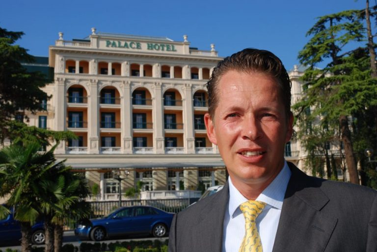 General Manager of Kempinski Palace Portorož to leave after more than 10 years