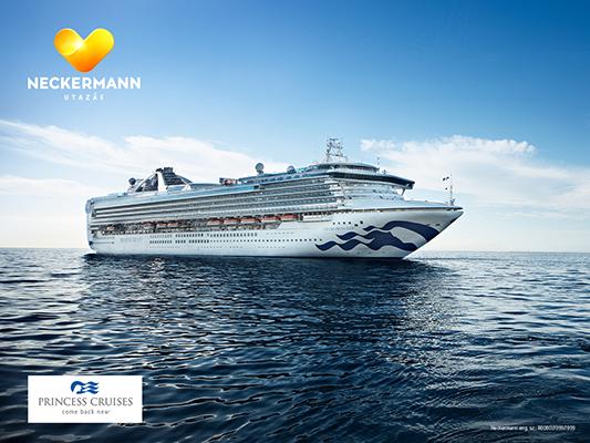 Két új hajótársaság a Neckermann kínálatában
