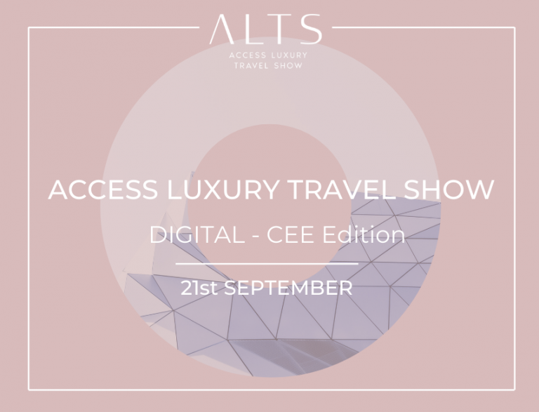 ACCESS Luxury Travel Show bringing together the CEE travel industry on September 21st