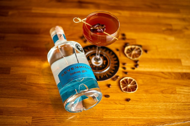 Read more about the article A Seven Hills Distillery Tokaj Gin-je MASTERS elismerést kapott!